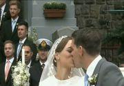 Nunta unui print renegat! Fostul principe Nicolae si Alina Binder s-au cununat religios. Imagini exclusive de la eveniment