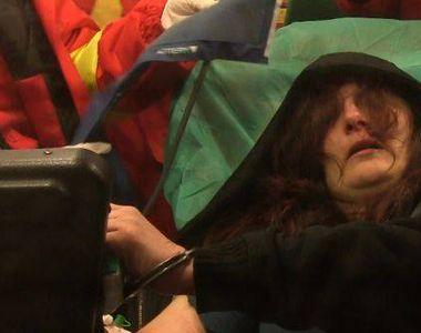 Oana Net, educatoarea criminala din Timisoara, va beneficia de o reducere a pedepsei!...