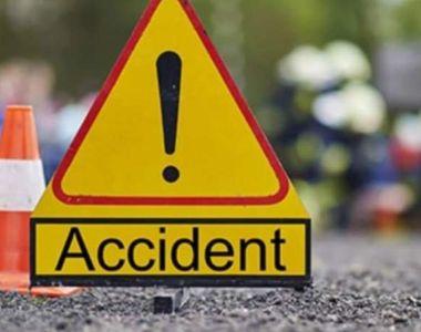 Accident groaznic pe DN13 in judetul Brasov! O femeie a murit si doua persoane au fost...