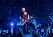 Biletele la concertul Metallica s-au dat ca painea calda! Unde mai poti gasi bilete la concertul anului