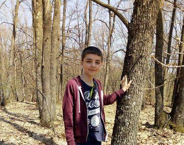 "Un baiat de 14 ani a disparut in drum spre scoala! Familia este disperata! ""Teodor..."