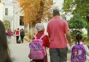 Scandal la o scoala din Sebes. Un profesor a lovit un elev, dupa ce acesta i-a vorbit urat