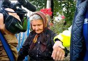 """O batrana de 80 de ani din Dambovita si-a ucis amantul, un barbat de 77 de ani! """"I-am dat in cap, l-am omorat!"""" - Politistii l-au gasit pe batran dezbracat, in curtea femeii"""