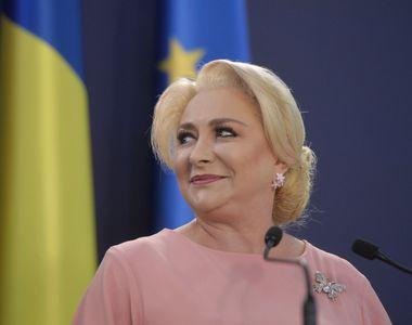 """Tariceanu, cuvinte de lauda la adresa Vioricai Dancila: """"Face cinste Romaniei!"""""""