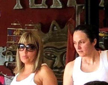Elena Udrea si Alina Bica au fost retinute in Costa Rica. Cele doua au fost saltate de...