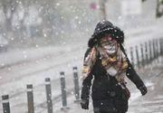Meteorologii din Romania au facut anuntul dur pentru romani: ploi si ninsori in Romania! Se intampla mai repede decat te astepti!