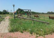Au investit milioane de lei in parcuri nefunctionale! Asa arata jaful facut de edilii din Romania