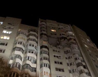 Explozie într-un bloc din Chişinău! Sunt trei morţi şi şapte răniţi