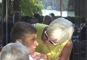 Cristian Boureanu şi Monica Tatoiu au pus ţara la cale în timpul mesei! Ce secrete şi-or fi spus? VIDEO