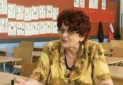 Profesori pensionari care inca mai predau - una dintre realitatile triste ale sistemului de invatamant din Romania