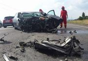 Doi morţi şi un rănit în urma unui accident pe DN1, în apropiere de Ploieşti