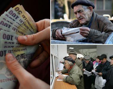 Lovitură dură pentru pensionari. De la anul nu vor mai primi pensia prin poştă
