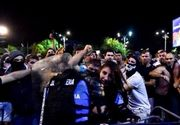 Momente dramatice pentru Jandarmerita Stefania! Tanara a fost dusa in locul in care protestatarii au batut-o cu bestialitate! Ce s-a intamplat cu ea