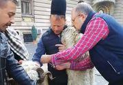 Ghiţă Ciobanul ameninţă cu greva foamei în faţa Ministerului Agriculturii! Din vedetă TV, cel mai cunoscut oier din ţară, tratat ca un infractor de oficialii de la Bucureşti