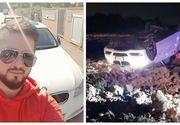 El este românul care şi-a pierdut viaţa în accidentul din Italia! Iubita sa este distrusă de durere