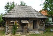 """Casa de la Hobiţa a lui Constantin Brâncuşi s-a dărâmat! """"Construcţia era o proprietate privată, iar Statul Român nu putea interveni în acest caz!"""""""