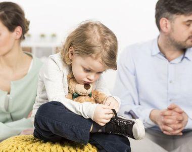 Proiect de lege - copiii ai căror părinţi se despart vor avea dreptul la psiholog