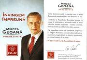 Transformarea şocantă a lui MIrcea Geoană! Cum arată fostul şef PSD, la 9 ani după ce a fost bătut de Băsescu în alegeri