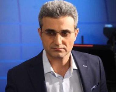 Robert Turcescu, în lacrimi. Jurnalistul a dat vestea tristă în urmă cu puţin timp