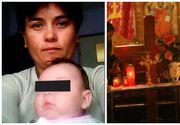 Petronela şi fetiţa ei de numai câteva luni, ucise de un italian inconştient! Au plecat să aibă un viitor, acum sunt aşteptate cu lumânări acasă!