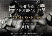 Marele campion la Lokal Kombat, Daniel Ghiţă se întoarce în ring, în faţa a 10.000 de oameni. Meciul va fi transmis, în premieră de Kanal D