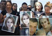 Alexandra şi Denisa, micuţele de 2 şi 5 ani ale Cristinei Marin, românca ucisă de tatăl fetelor în Spania, se întorc acasă