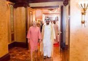 Dăncilă, întâlnire de gradul 0 cu unul dintre cei mai bogaţi arabi ai lumii