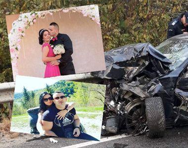 Ultimele cuvinte ale lui Iulian, tânărul mort în accidentul din Orşova. Soţia sa...