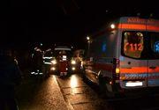 Accident grav în Maramureş! Două maşini s-au ciocnit în urma unei depăşiri periculoase. Sunt cinci victime