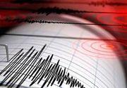 Cutremur în această dimineaţă. Unde s-a produs
