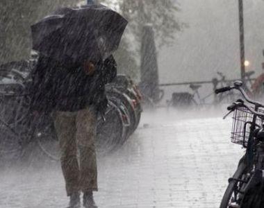 Anunţul MAE pentru românii care călătoresc în Spania: COD PORTOCALIU de ploi abundente...