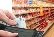 Veşti proaste pentru români! Urmează noi scumpiri ale alimentelor şi carburanţilor