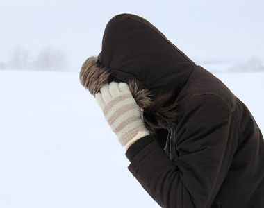 Un val de aer polar va lovi România! Cât de mult vor scădea temperaturile