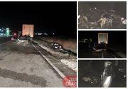 Accident îngrozitor în judeţul Dolj! O familie întreagă a murit după ce au intrat cu maşina într-un TIR