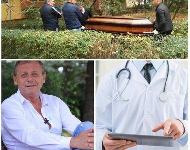 Ilie Balaci a fost la medic înainte de a muri. Doctorii i-au dat de urgenţă pastile....