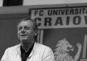 Ilie Balaci, în aplauze pe stadionul Ion Oblemenco! Primele imagini cu trupul neinsufletit al legendarului fotbalist
