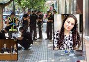 Alexandra a fost ucisă de fostul soţ, în plină stradă, sub privirile îngrozite ale fiului lor de 6 ani! Criminalul român va primi 30 de ani de închisoare