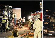 Noi detalii ies la iveală în cazul şoferului de TIR care a murit în accidentul din Germania! Ce ar fi vrut să facă, de fapt, tânărul în momentul impactului
