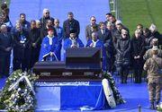 """Lumea fotbalului s-a despărţit astăzi definitiv de """"Minunea Blondă""""! Imagini cutremurătoare de la înmormântarea lui Ilie Balaci"""