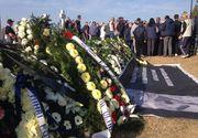 """Ce nu s-a văzut la înmormântarea """"Prinţului din Bănie"""" A fost jale mare în ziua în care Ilie Balaci a fost dus la groapă VIDEO EXCLUSIV"""