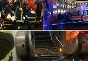 Momentul dramatic de la metroul din Roma, unde zeci de oameni au fost răniţi! Imagini cu un puternic impact emoţional