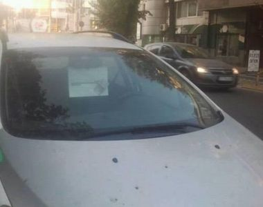 """Un şofer din Constanţa a lăsat bani în geam poliţiştilor! """"Dacă mă amendezi, o..."""