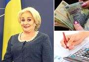 Viorica Dăncilă, anunţ despre creşterea salariului minim