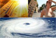 Un ciclon tropical loveşte România, după valul de aer polar! Cât vor creşte temperaturile  în următoarea perioadă