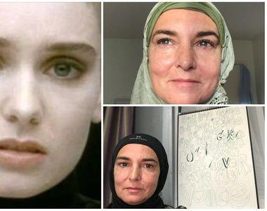 Cântăreaţa Sinead O'Connor şi-a schimbat numele şi a trecut la islam