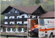 Ambulanţele au golit o pensiune din Braşov în urma unei suspiciuni de toxiinfecţie alimentară