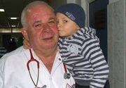 Doliu în medicina româneasca! A murit Marin Burlea, unul dintre cei mai cunoscuţi pediatri din ţară
