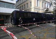 Alertă cu bomba la Ministerul Afacerilor Externe, din Atena