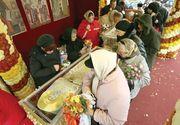 Zeci de mii de oameni din toată ţară au venit pe Dealul Patriarhiei, să-l cinstească şi pe Sfântul Dimitrie cel Nou, Ocrotitorul Bucureştilor