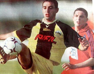 Unul dintre cei mai cunoscuţi fotbalişti, care a făcut istorie în Liga I, a fost arestat